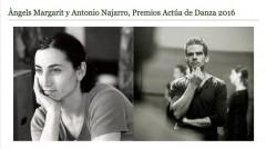 premis Actua Dansa 2016